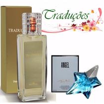 Perfume Gold Feminino Fragrância Angel Nº 10