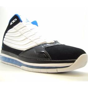 Tenis Nike Jordan Big Ups Air Max Suela Capsula White Black