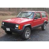 Jeep Cherokee Xj 97-2001 Manual Servicio Reparacio Diagrama