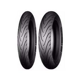 Par Pneu Original Honda Cg 150 Start Flexone Michelin Novos