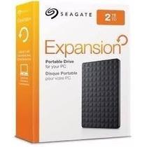 Hd Externo 2tb Seagate Expansion Novo Portatil