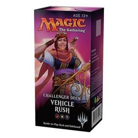 Magic The Gathering - Challenger Deck - Vehicle Rush