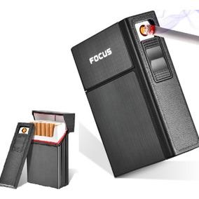 Cigarreira Porta Cigarro Isqueiros Diferentes Original Top