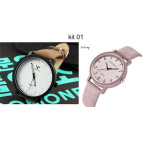 2e6fdc52cdd Relogio Lupa Lupa Masculino - Relógios no Mercado Livre Brasil
