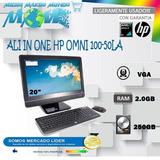 Computador Todo En Uno Hp Omni 100-5010la Amd 20