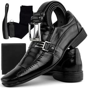 Sapato Social Sapatenis Masculino Kit 6x1 Casual Oferta