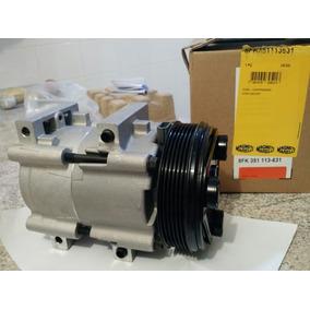 Compressor Escort Zetec 1.8 Behr ( Magneti Marelli)