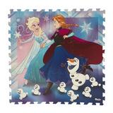 Tapete Mágico Frozen Ronda 94.5x94.5cm