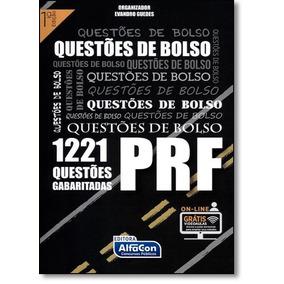 Questões De Bolso - Prf - 1221 Questões Gabaritada