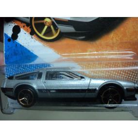 Delorean De Volta Para O Futuro Hotwheels Lacrado E Outros!!