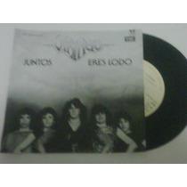 Rock Mexicano Vinyl Single Vikingo:juntos/eres Lodo 1983