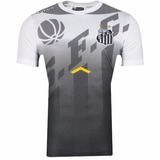 f10a7d4529 Camisa Santos Comissão Técnica Kappa Lançamento 2017