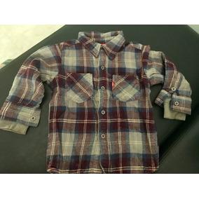 Camisa Levis Escocesa Original Importada Usa Mine2000