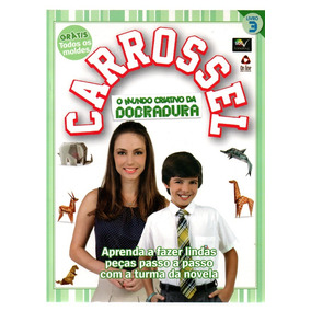 Livro Carrosel O Mundo Criativo Da Dobradura Nº03