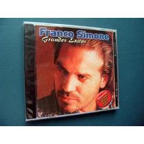 Franco Simone - Grandes Exitos - Cd Cerrado