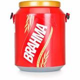 Cooler Térmico Para 12 Latas Cerveja Brahma Com Alça Novo