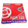 Kit De Transmision Honda Xr 125 L Nxr 54/17 Hamp Original