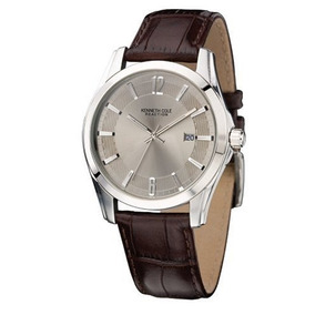 Kenneth Cole Mens Kc1414 Reaction Grey Dial Watch