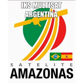 Demo Iks Amazonas Star One 24 Hs