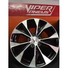 Roda New Civic Honda 2015 Aro 17 Original !!!!!! Viper Pneus