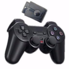 Controle Sem Fio Para Video Game Play 2