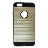 Funda / Case / Carcasa Tpu Para Iphone 6 Y 6s Plateado Claro