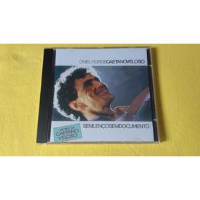 Cd Caetano Veloso - Sem Lenço Sem Documento (1989)