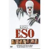 Dvd Payaso Eso Stephen King - It Pelicula Envio Gratis Nuevo