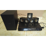 Home Theater Philips Htd 3500/77 Hdmi 300w Rms