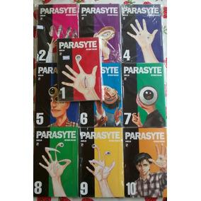 Parasyte Vol 1 Ao 10 Coleção Completa