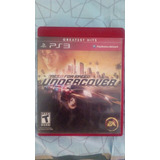 Need For Speed Undercover - Fisico - Ps3