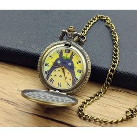 Reloj De Bolsillo - Mi Vecino Totoro - Estudio Ghibli