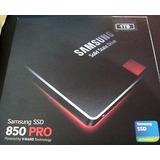 Samsung 850 Pro Series 1tb Ssd Disco Solido Perfecto