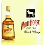 Whisky White Horse X2 Caballo Blanco Envio Gratis Bebidas