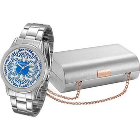 0e0fba24195 Seculus Prata Original - Relógio Seculus no Mercado Livre Brasil