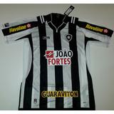 Camisa Botafogo Fila 2011 - Camisas de Futebol no Mercado Livre Brasil f231389ec7a69