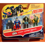 Dc Mighty Minis Pack Superman