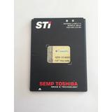 Bateria Celular Sti Semp Toshiba Bk-01 1420mah 3.7 5.25wh