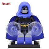 Minifiguras Raven Jovenes Titanes Xinh Nuevo Calaz Toys