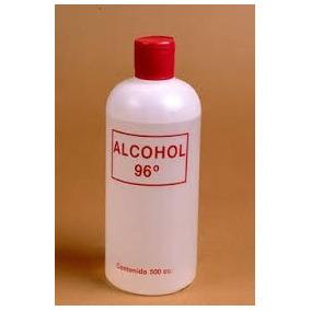 Alcool Etilico 96% Alto Teor De Pureza- Fraco C/ 1 Litro