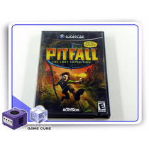 Gc Pitfall The Lost Expedition Original Gamecube