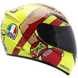 Casco Para Moto Integral Agv K3 Misano 2012