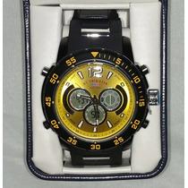 Relógio U.s. Polo Assn. Original Masculino Analógica Digital