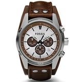 Fossil Coachman Chrono Brown Leather Ch2565 ¨¨¨¨¨¨¨dcmstore