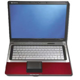 Laptop Gateway Roja Amd Hdd 250gb Ram 3gb +regalos