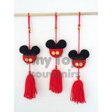Souvenirs Mickey Mouse Colgantes