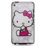 Case Capa Ipod Touch 4 Geração Hello Kitty