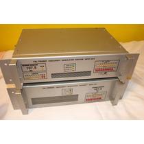 Combo Transmisor Fm 300 Watts Tel-tronic