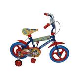 Bicicleta Disney Mickey Mouse. Rodados 12.
