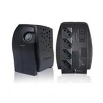 Estabilizador Enermax Exxa Power T (300va/220v/4t/preto)